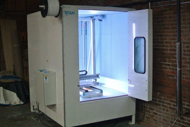 Atlas 2.0 3D printer