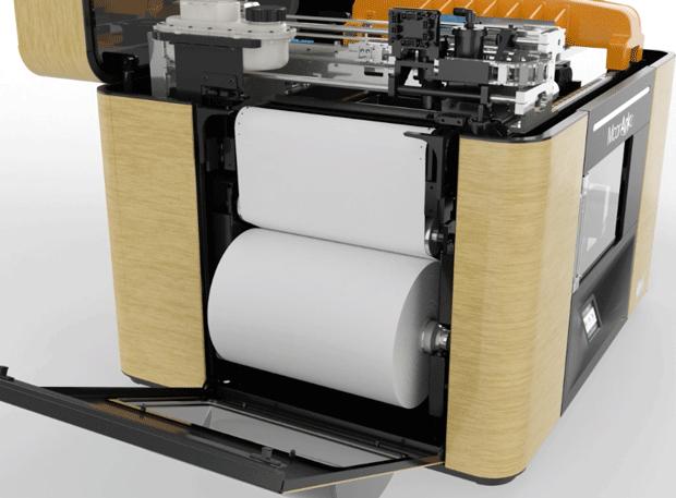 Mcor Arke's Paper Roll