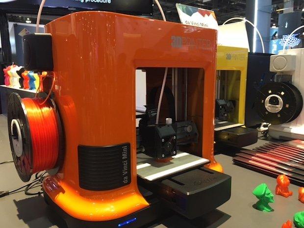 XYZprinting da Vinci Mini