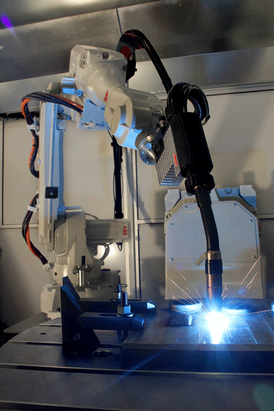 Delcam's Robotic Arm