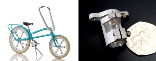 Bike / machine fitting