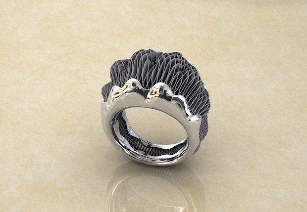 Platinum Ring by Nuovi Gioielli Srl.jpg