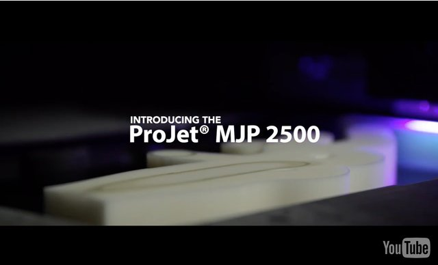Projet MJP 2500