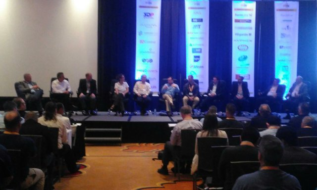 AMUG 2016 Diamond Sponsor Panel session