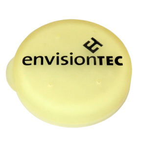 Part printed with EnvisionTEC's new PolyProMax material