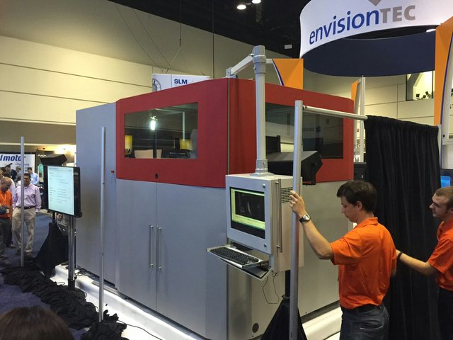 EnvisionTEC SLCOM1 at RAPID