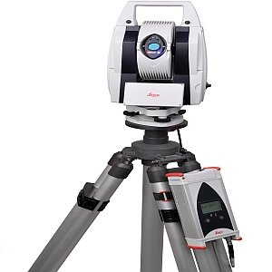 Leica Absolute Tracker AT401 now with high-speed real time output for rapid measurements
