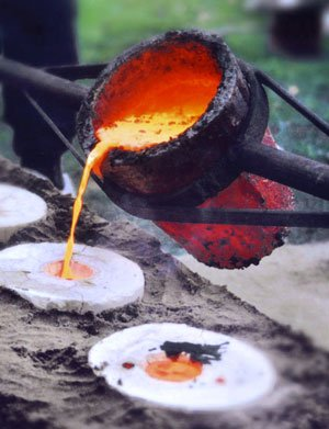 Traditional Casting Techniques have been in use for millennia