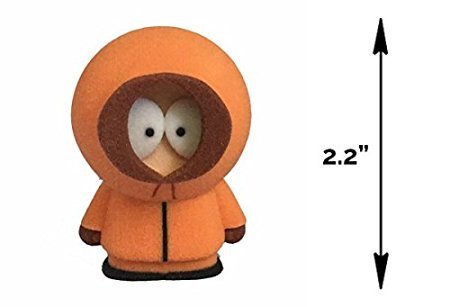 A 3D printed Kenny!