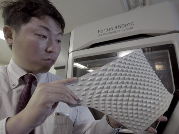Daihatsu are 3D printing body parts on Fortus