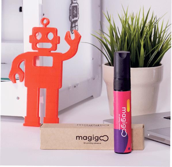 Magigoo rebranding