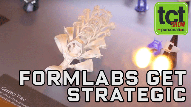 Formlabs gets strategic