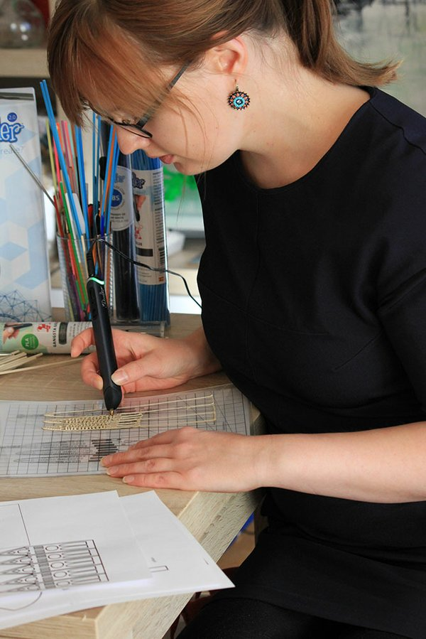 Cornelia Kuglmeier 3Doodling the Sagrada Familia