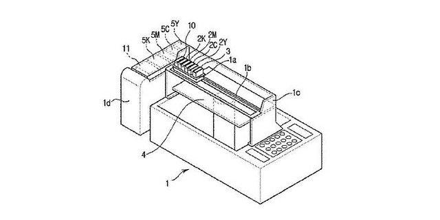 Samsung 3D Printing Patent