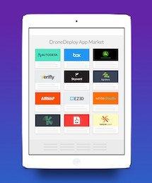 DroneDeploy's app market