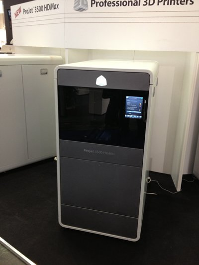 New look 3D Systems machines