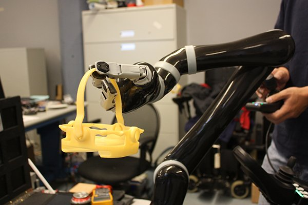Robotic arm HERL
