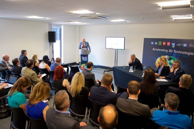 The TCT Group announces the launch of the new TCT Awards and German language magazine at the TCT Press Coference.jpg