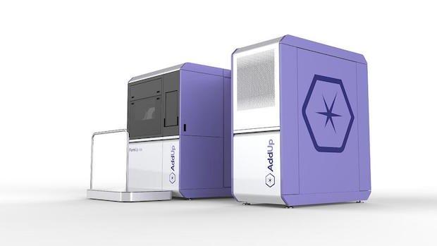 New AddUp direct metal 3D printer set for world premiere at formnext