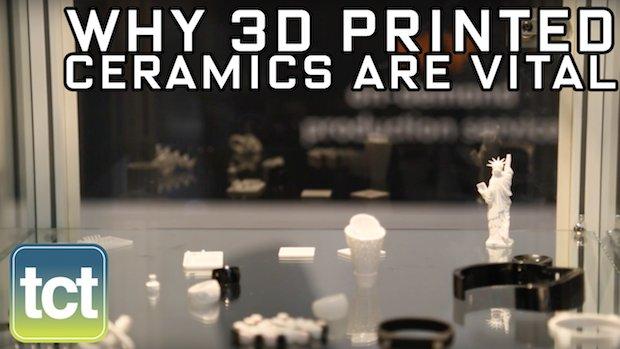 Why 3D printed ceramics are vital