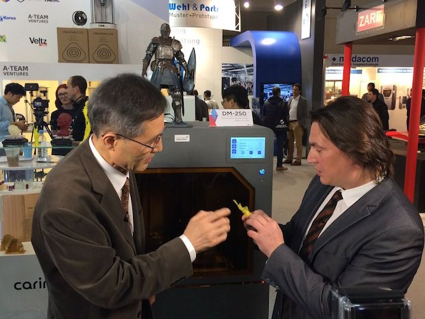 Carima and Materialise formnext 2016