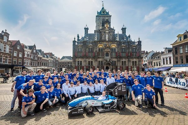 The TU Delft Formula Student team
