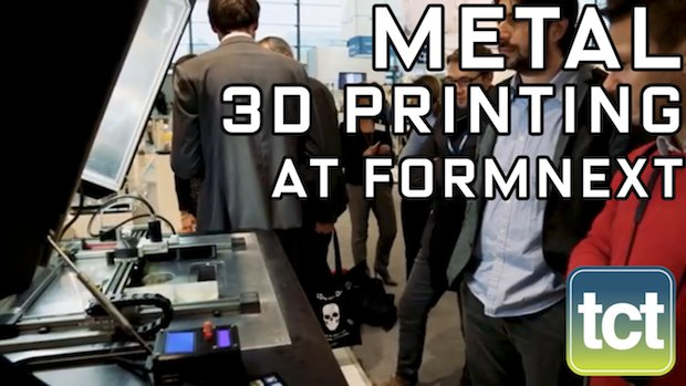 5 new metal 3D printing technologies at formnext