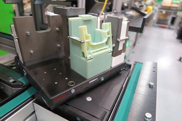 A 3D printed jig
