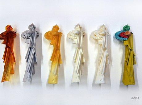 3D printed artwork