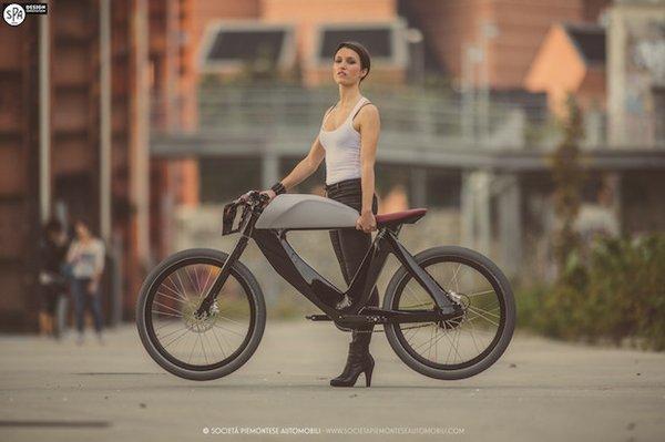 Bicicletto e-bike Nuova SPA