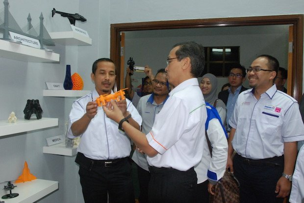 Dr. Mohd Azhar Yahaya, MOSTI Secretary General