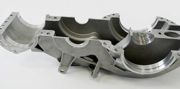 citim 3D-printed metal part