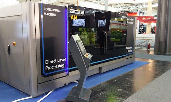 Adira AM conceptual machine