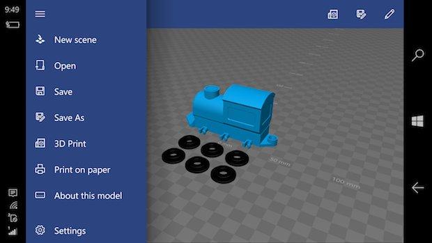 3d Builder App Tct Magazine