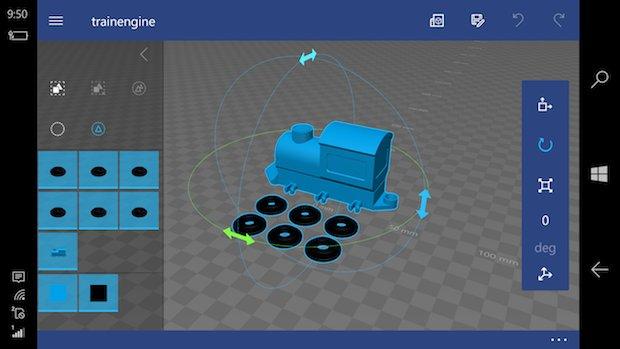 3D Builder app 2