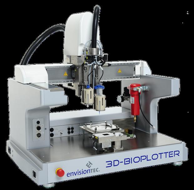 EnvisionTEC's 3D-Bioplotter System