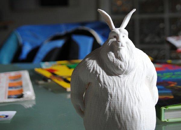 Big Buck Bunny Bender