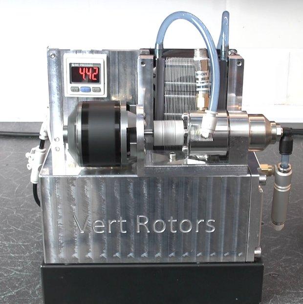Vert.04 technology Vert Rotors