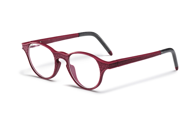 Yuniku - Frame Y3 Leather Raspberry - Image by HOYA Vision Care.png
