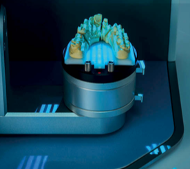 Renishaw DS30 scanning tooth model