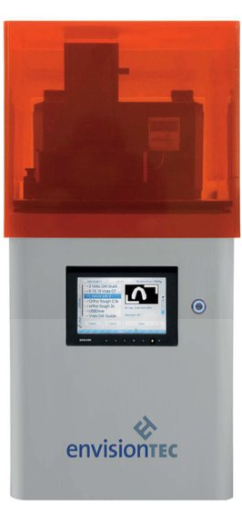 EnvisionTEC Perfactory Vida 3D printer