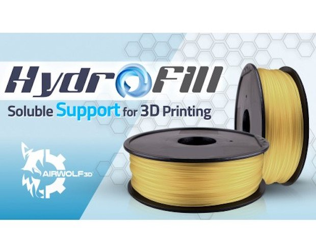 HydroFill Water-Soluble Support material
