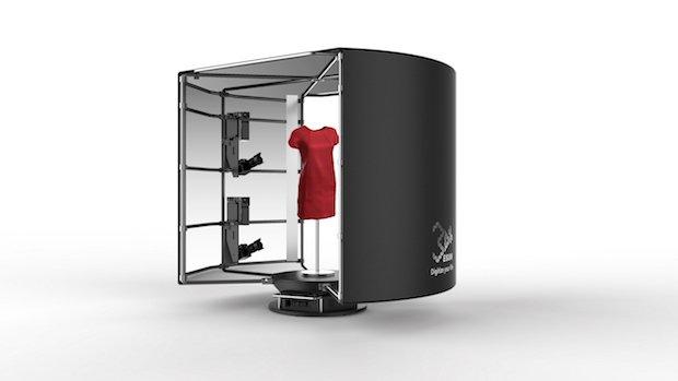 Clothes Scanner Shenzhen Esun 3D+