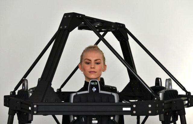 Fuel 3D 360 Scanner