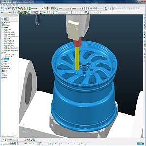 New roughing and finishing strategies in Delcam's PowerMILL