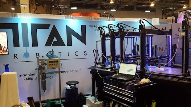 Titan Robotics Cronus
