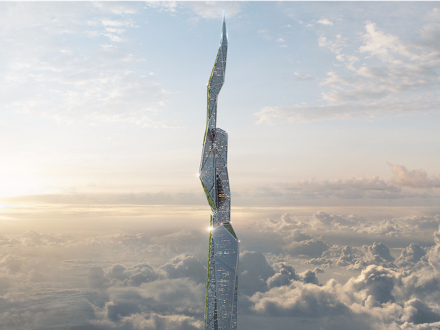 Arconic envision 3D-printed skyscraper which could make