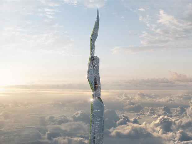 Arconic 2062 skyscraper