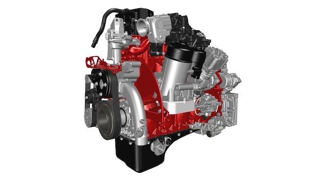 Renault Truck dti5 engine