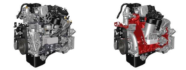 Renault Truck dt15 engine 2